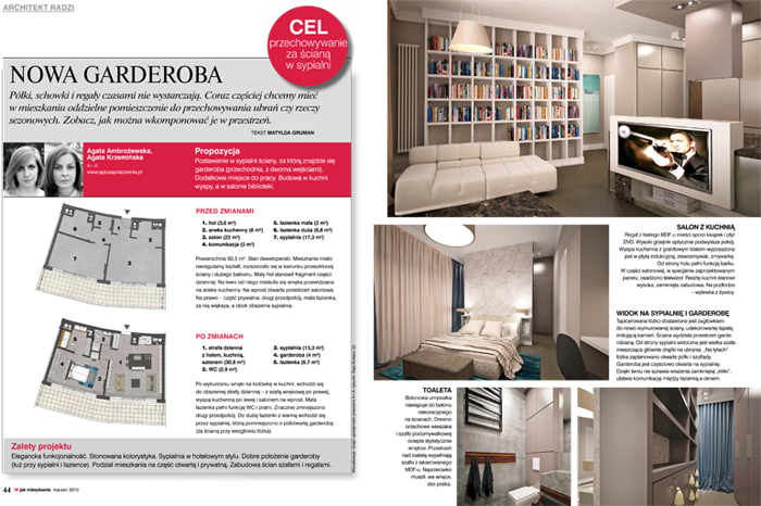 Nowa Garderoba, M jak Mieszkanie-0