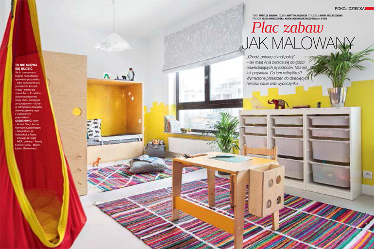 Plac zabaw jak malowany, M jak Mieszkanie-0